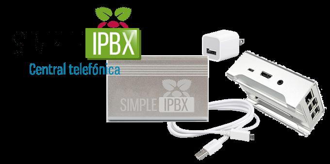 Simple IPBX